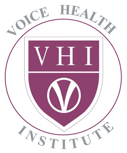 Voice Health Institute Logo